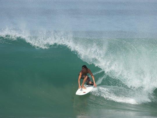 El surf es otra de las disciplinas que podrían entrar en el programa de Juegos Olímpicos.