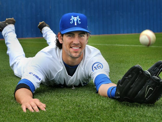MTSU outfielder Ronnie Jebavy made two appearances