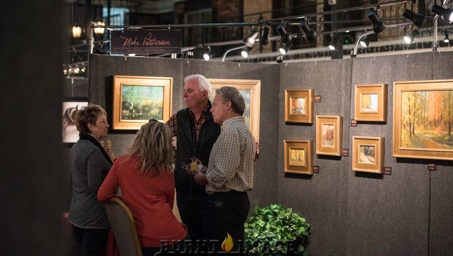 The Colors of Fall Art Show and Expo is a fundraiser for the Ad Club.