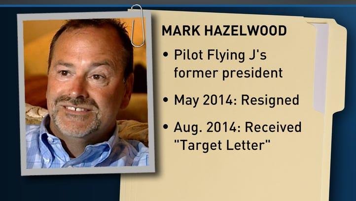 Former Pilot Flying J president Mark Hazelwood