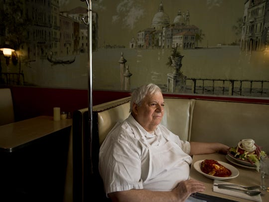 Dickie Bove started his first job in 1950, working for his parents at the family restaurant in downtown Burlington that they started on Dec. 7, 1941, the same day as the attack on Pearl Harbor. Back then, spaghetti and meatballs, with a Coke, cost 35 cents.