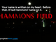 Hammons Field