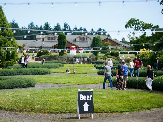 2017 Oregon Garden Brewfest