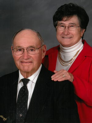 Alvin Sr. and Rita Gries