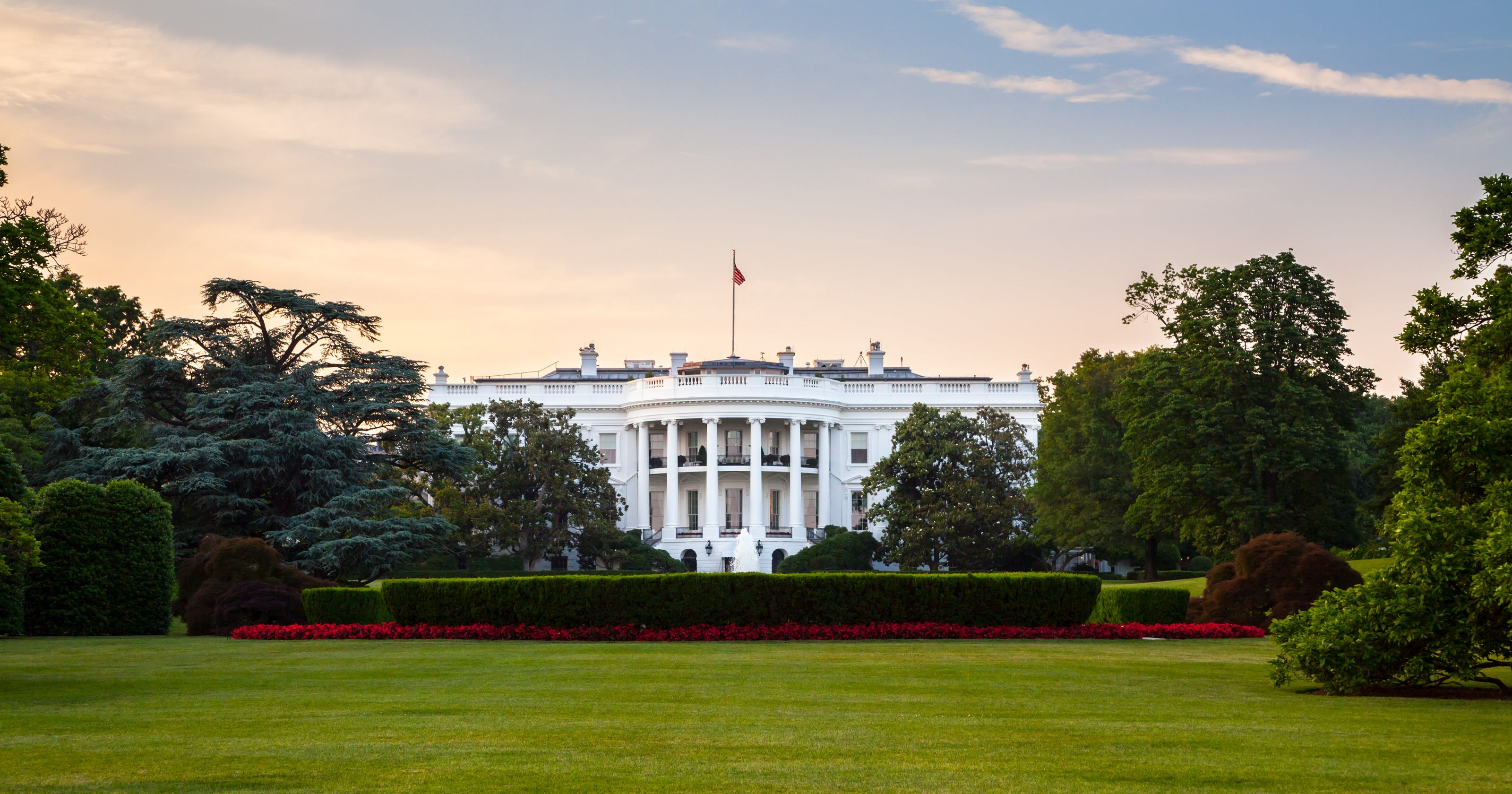 White House website holds a secret message for developers: Come and join us