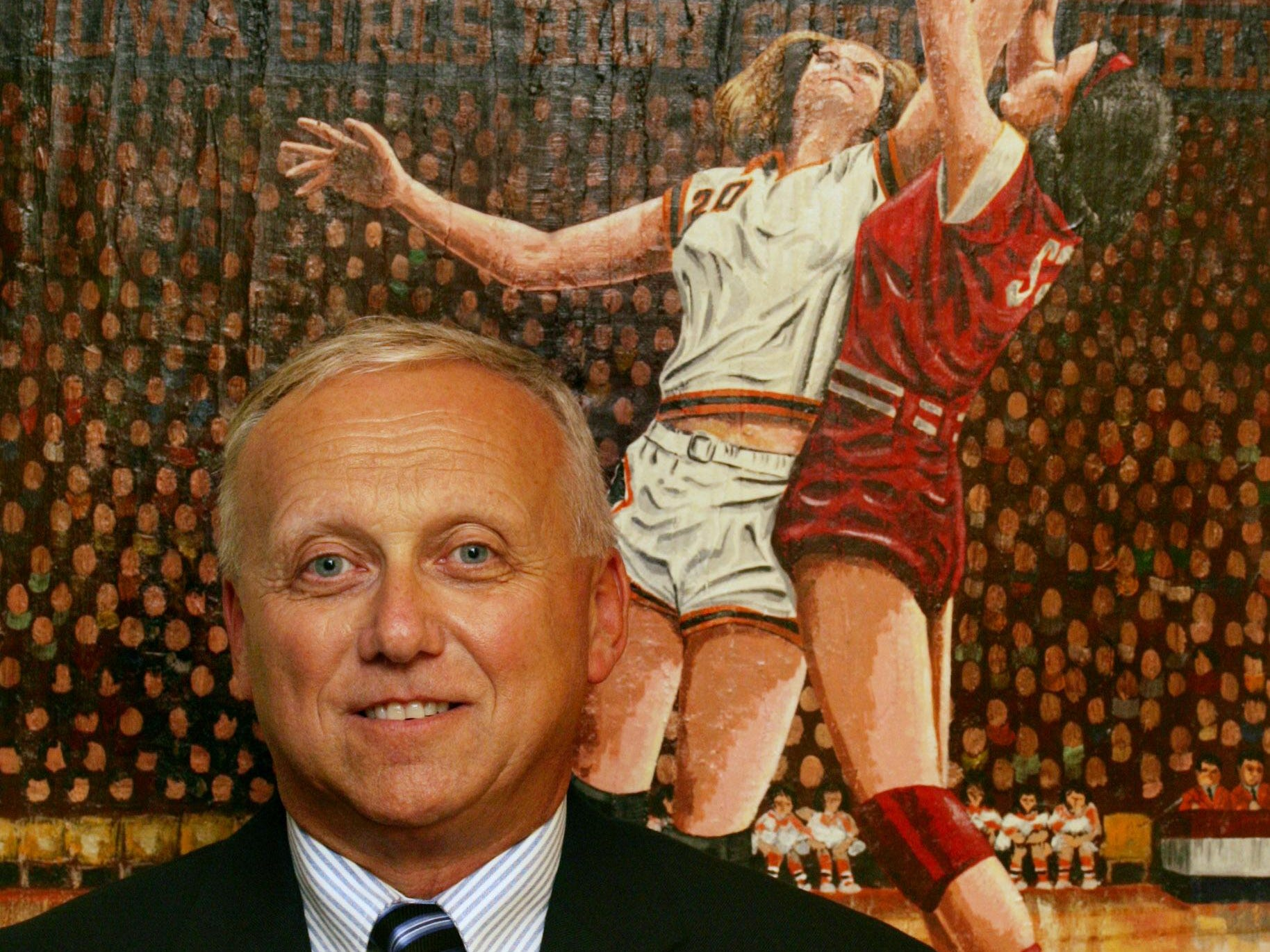 Mike Dick has announced his retirement as the executive director of the Iowa Girls High School Athletic Union, effective next year.