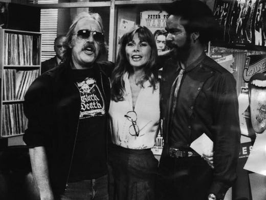 Which 'WKRP in Cincinnati' character are you?
