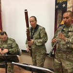 1AD Band builds bridges, touches hearts by learning Arabic music for deployment