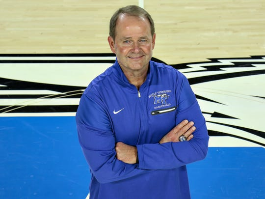 MTSU head coach Kermit Davis pulled off an upset, got a new contract and has MTSU off to another fast start during the 2016-17 season.