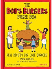 Fans of Bob's Burgers and burgers made by Bob will love this cookbook.