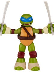 Teenage Mutant Ninja Turtles Stretch n Shout Leonardo could be a hot toy this holiday season, according to Toys R Us.