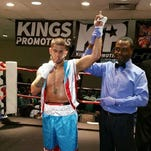 Hernandez looking to put Lebanon on boxing map