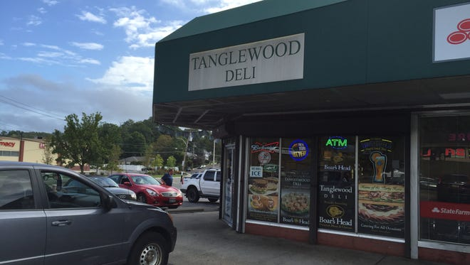 The Tanglewood Deli on Sept. 29, 2015