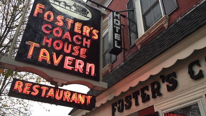 Foster's Coach House in Rhinebeck reopened on Nov. 5 after temporarily closing in August.