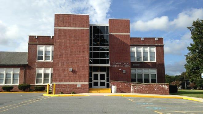 Georgetown Middle School.