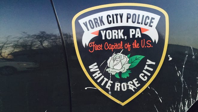 In this file photo from Dec. 25, 2016, a York City Police Department vehicle is shown.