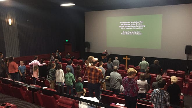 The Missio Dei Fellowship, a Kenosha-based church, is expanding north and will hold services in South Shore Cinema, 7261 S. 13th St. While they held a trial run March 18, their first service open to the public is at 9 a.m. on Easter Sunday, April 1.