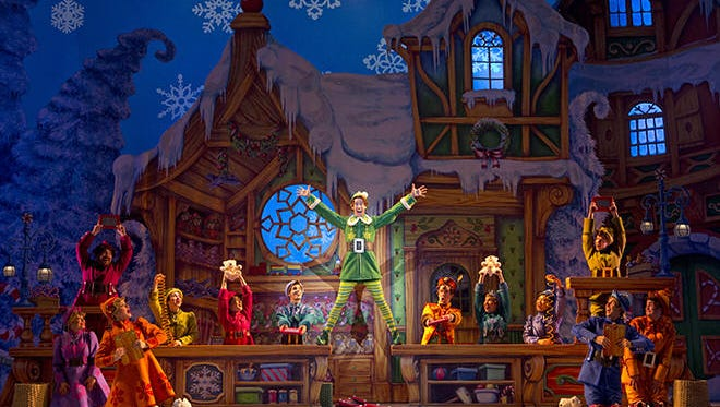 ELF premieres at the Spencer Theater on Tuesday, November 1 and Wednesday, November 2 at 7 p.m.
