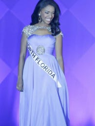 Brianna Smith, a sophomore at Heritage High, was recently named Miss Jr Teen.