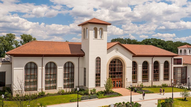 Montclair State University's new School of Communication and Media building will have its grand opening on Sept. 26.