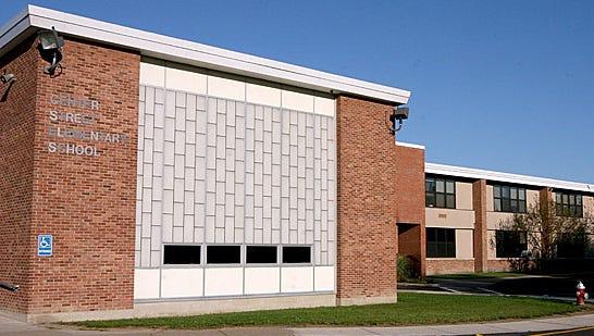 Center Street Elementary School in Horseheads.