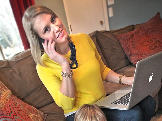 Mendy Werne is the COO of Blast Media (a tech PR firm) and mother of two (Luke, age one and brother, Jake, age 3).