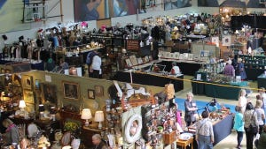 The 54th Bloomfield Antique and Collectibles Show runs Oct. 13-14.