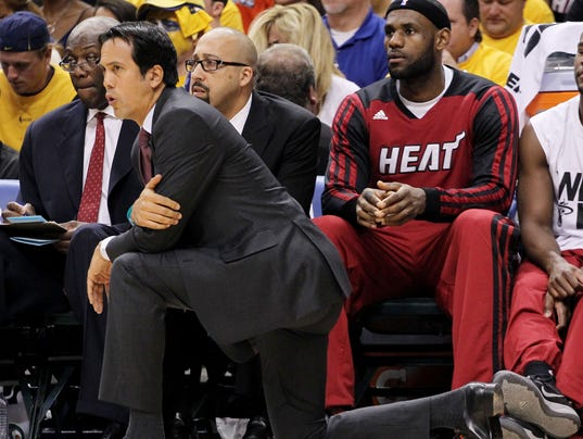 spoelstra and james