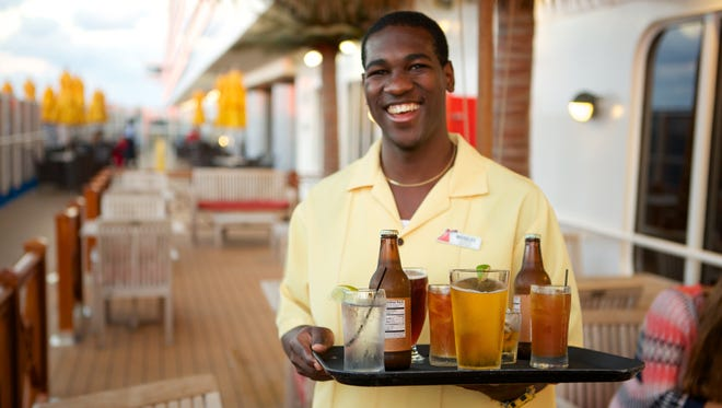 Carnival Cruise Line is hiking the amount of gratuity for staff it automatically adds to passenger bills.