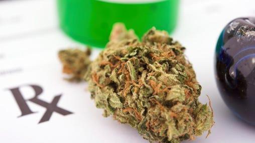 Marijuana prescription