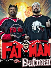 """Director, actor and podcast host Kevin Smith will visit the Fillmore Detroit March 31 for a """"Fatman on Batman"""" stand-up event for the opening night of 2016 Freep Film Festival. Smith will be joined by """"Fatman on Batman"""" podcast cohost and comic book writer Marc Bernardin."""