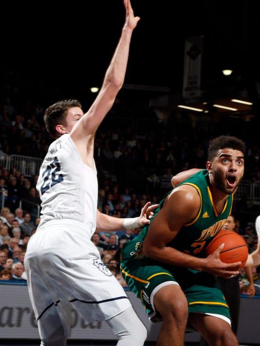 NCAA Basketball: Vermont at Butler