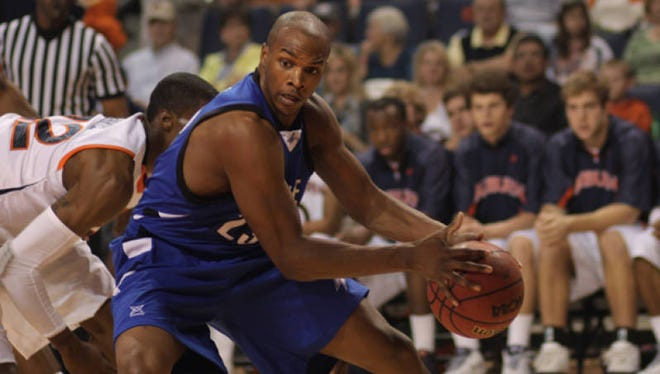 UNC Asheville alum John Williams was hired to coach the Asheville Christian Academy girls basketball team in July.