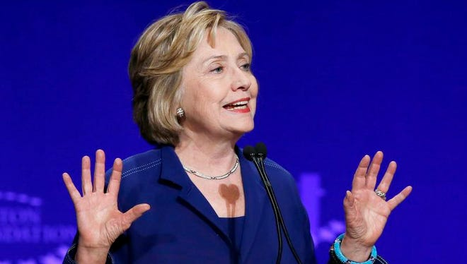 """I strongly oppose Alabama's decision to close driver's license offices across the state, especially in counties that have a significant majority of African Americans,"" Hillary Clinton said in a statement."