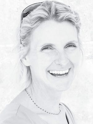 """The author of """"Eat, Pray, Love,"""" Elizabeth Gilbert, will talk about her new book, """"Big Magic"""" in Asheville."""