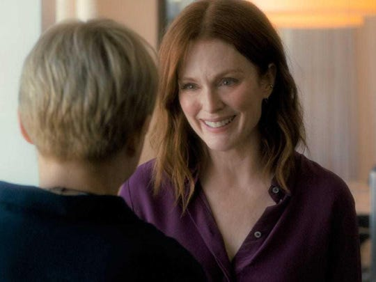"Julianne Moore in ""After the Wedding."""