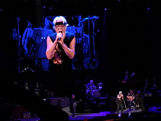 Bob Seger delivered for two hours at the Resch Center.
