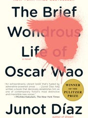 """""""The Brief Wondrous Life of Oscar Wao"""" by Junot Diaz tells the story of an overweight Dominican boy struggling with adulthood and a generations-old familial curse."""