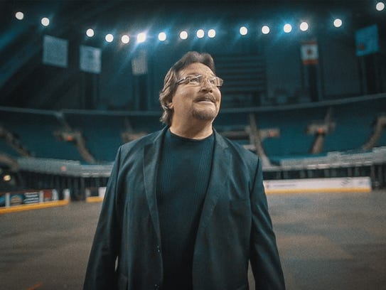 Ted DiBiase returns to the site of Wrestlemania IV