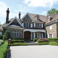 Mansion in Greenwich that is to be auctioned on Sept. 17.