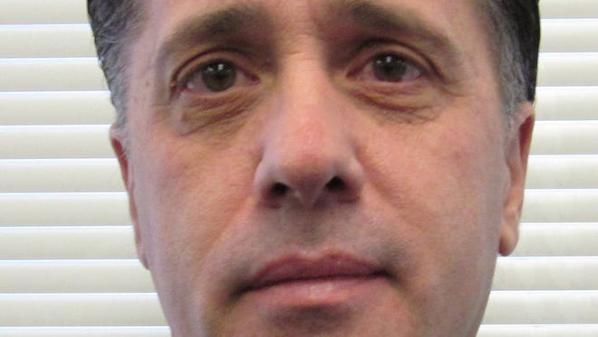 James Cleary, 51, of Mohegan Lake, a registered repeaat sex offender who was moving back to the neighborhood where his last offense took place. He was arrested Aug. 6, 2014, for allegedly violating his parole.
