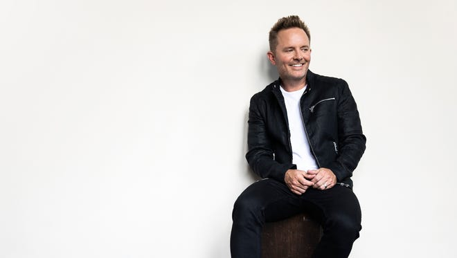 "Chris Tomlin will release his album ""Holy Roar"" on Oct. 26."