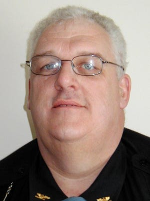 Croswell Police Chief Dave Hall was paid a $30,015 cash out upon his retirement on March 31.
