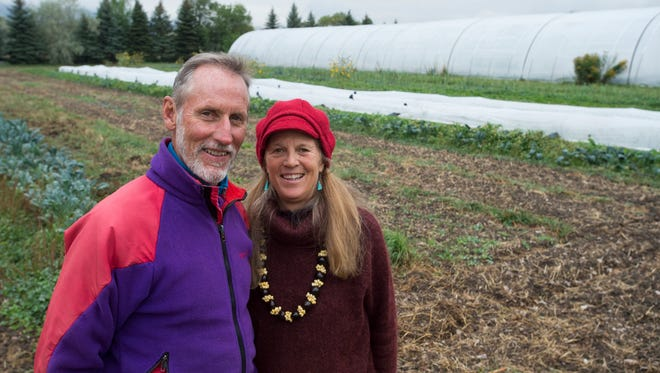 Dennis and Bailey Stenson, owners of Happy Heart Farm, are retiring after 36 years on their farm in west Fort Collins. The two hope a portion of their property will go to an agriculture development that is now in the planning stages.