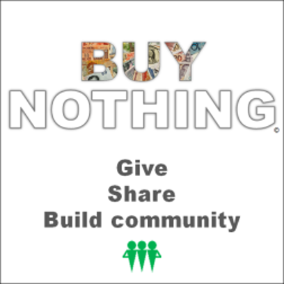 No money? That's the point as Buy Nothing groups hold 'Free-for-All'