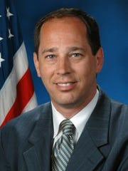 Pennsylvania Pro Tempore Joe Scarnetti