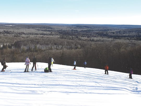 Ski Brule in Iron River
