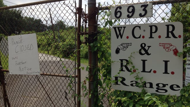The Westchester County Police Revolver and Rifle League range has been closed since a woman was grazed by a stray bullet. (file photo)