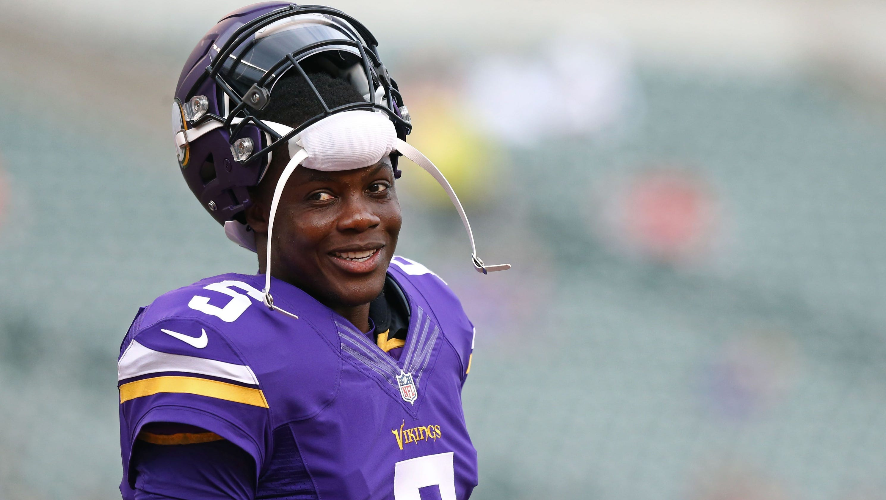 Teddy bridgewater injury update vikings expect qb to miss 2017 too report says sporting news - Vikings Teddy Bridgewater Not Cleared For Practice Knee Rehab Continues
