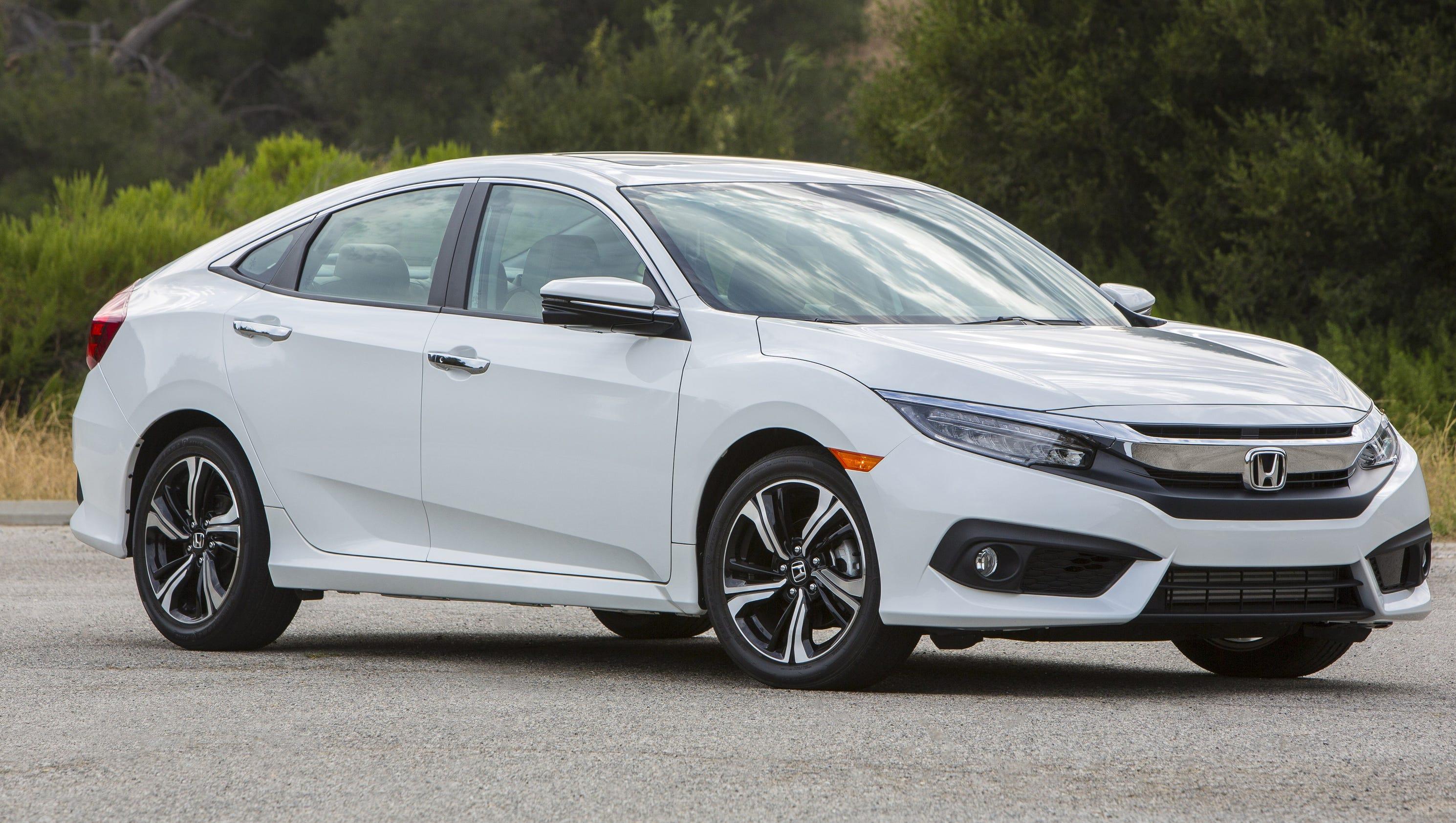 New Honda Civic >> New, bigger Honda Civic breaks 40 mpg barrier